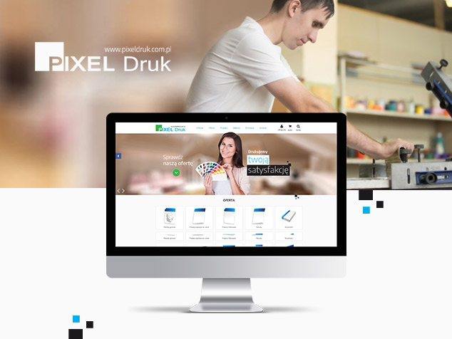 E-sklep Pixeldruk