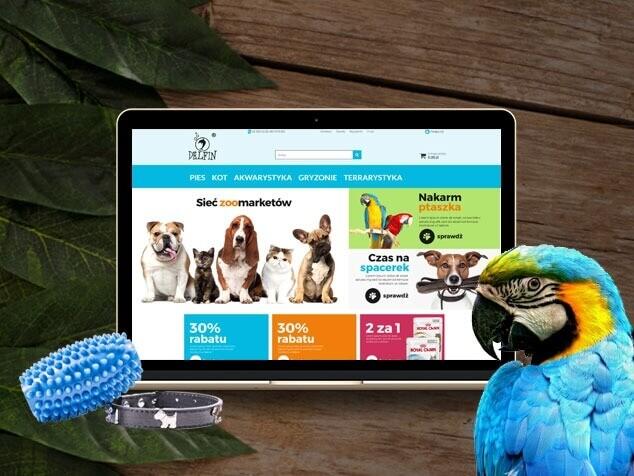 E-shop na oprogramowaniu Prestashop
